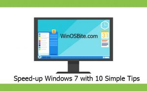 how to speed up your download speed on windows 7