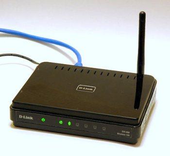 Настройки маршрутизатора D-Link для отключения Wi-Fi