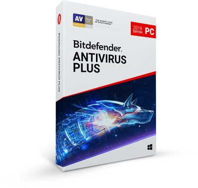 Платная версия Bitdefender Plus