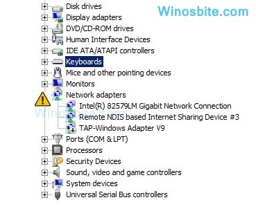 Fixing Device manager error can help to fix 80070103