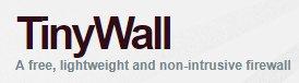 Tinywall free firewall