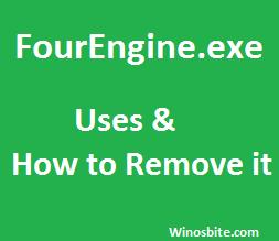 Информация о файле FourEngine.exe