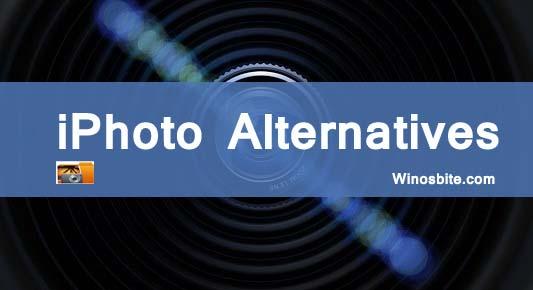 iPhoto Alternative - бесплатное и платное программное обеспечение