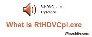 rthdvcpl.exe