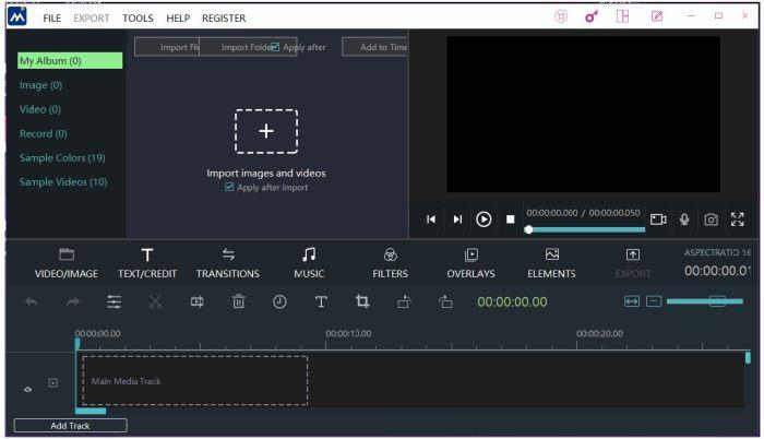 Windows Movie Maker - бесплатное программное обеспечение