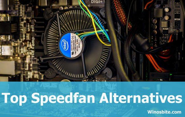 Альтернативы Top Speedfan для охлаждения вашего процессора