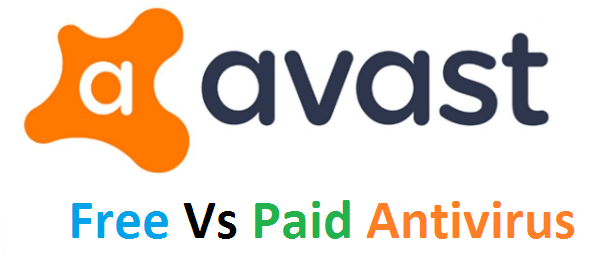Avast Antivirus Free vs Paid - Compare Features
