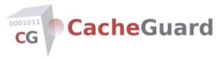 Логотип CacheGuard