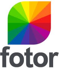Логотип Fotor