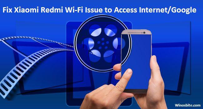 Проблема с подключением к Redmi Wi-Fi решена