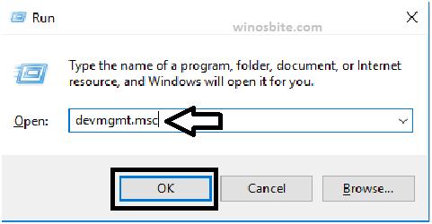 Windows10 devmgmt
