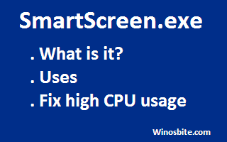 smartscreen.exe информация
