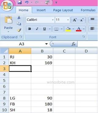 Нажмите клавишу ctrl + y любое число