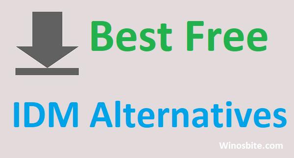 Лучшие бесплатные альтернативы IDM