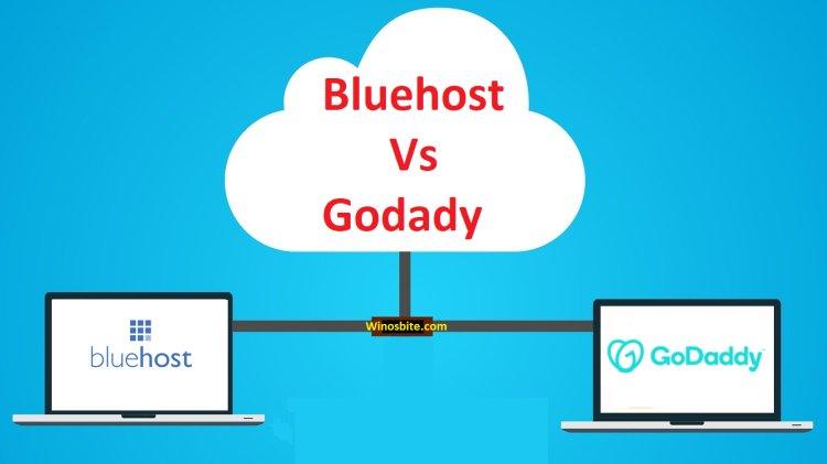 Bluehost против Godaddy