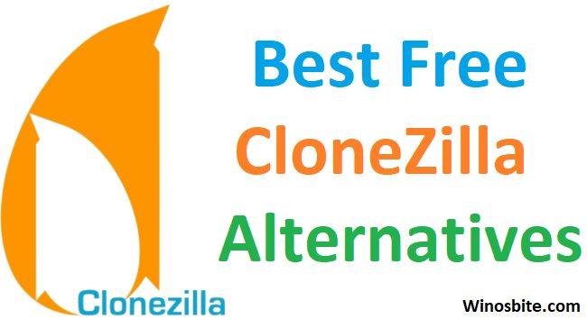 Альтернатива Clonezilla для Windows
