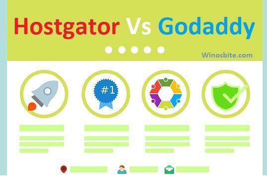 Hostgator против Godaddy