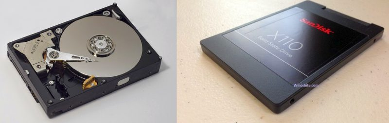 Как узнать, является ли жесткий диск sdd или hdd