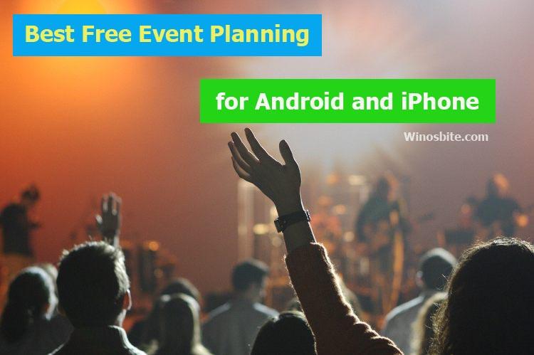 Бесплатные приложения для планирования мероприятий для Android и iPhone