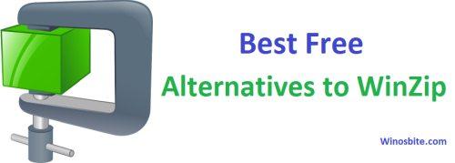8 Best Free Alternatives To Winzip For Windows In 2020