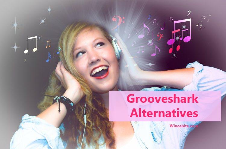 Альтернативы Grooveshark слушать бесплатную музыку онлайн