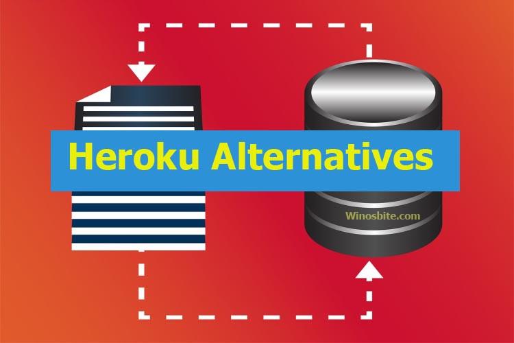Лучшие альтернативы Heroku
