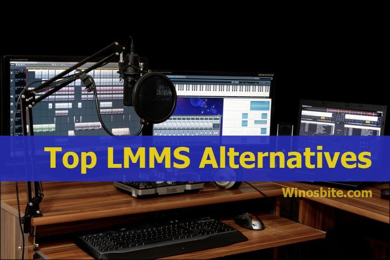 Лучшие альтернативы LMMS