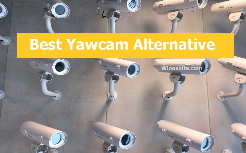 Альтернатива Yawcam