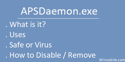 APSDaemon.exe