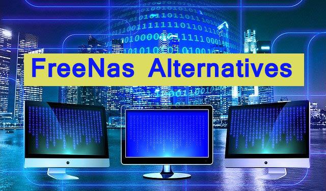 Альтернативное программное обеспечение Freenas