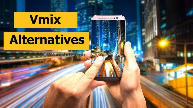 Альтернативы Vmix для ПК с Windows и Mac