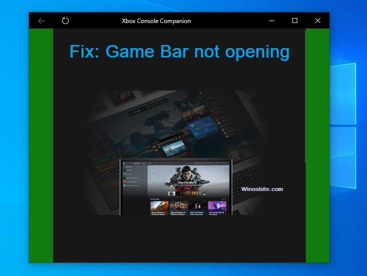 Исправлена ошибка, из-за которой игровая панель не открывалась