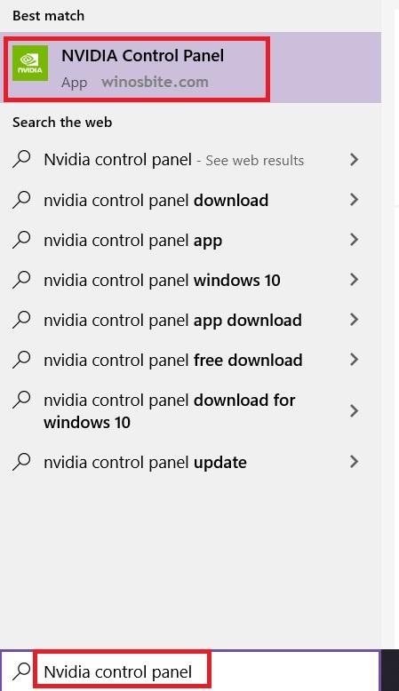 результат поиска NVIDIA