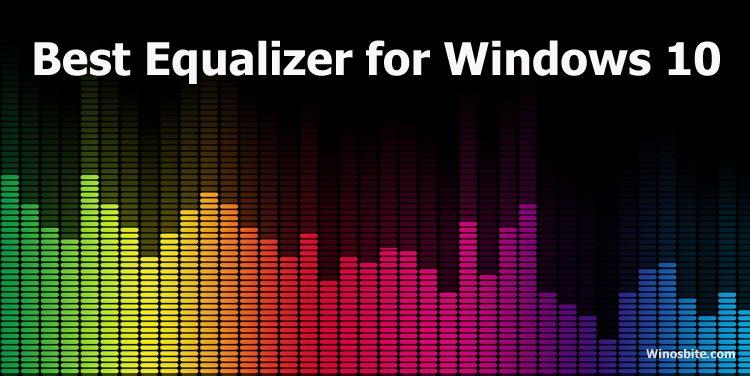 Лучший эквалайзер для Windows 10 >> Бесплатно и платно» width=»750″ height=»376″/></noscript></noscript></p> <p>Хотя большинство ПК в настоящее время поставляются с инструментом эквалайзера, предустановленным производителем аудиочипов, многие энтузиасты аудио, такие как вы, намереваются найти что-то более сложное, чтобы вывести свою музыку, фильмы и игры на новый уровень.</p> <h2><span class=