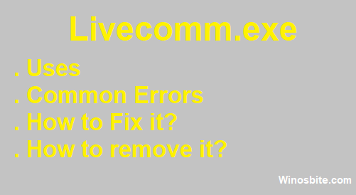 livecomm.exe