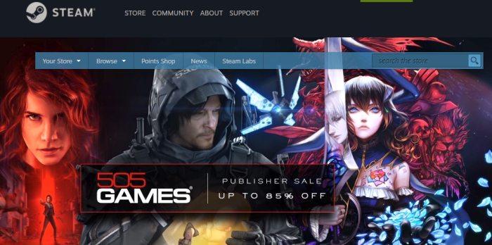Steam Games - лучший сайт для скачивания видеоигр