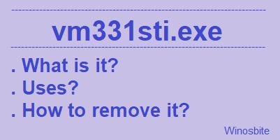 vm331sti.exe процесс