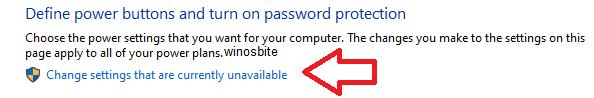 определить кнопку питания и включить защиту паролем