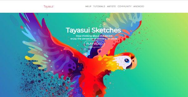 Эскизы Таясуи