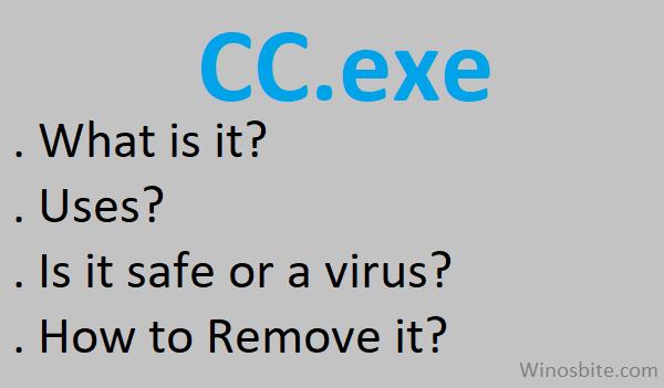 cc.exe информация о файле