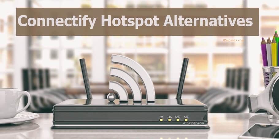 Альтернативы Connectify hotspot
